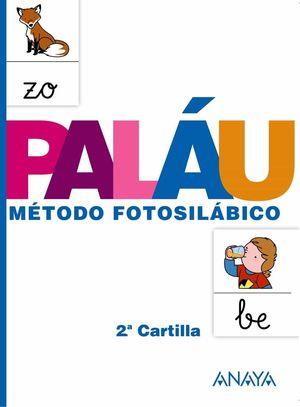 PALAU METODO FOTOSILABICO CARTILLA 2 EI 13