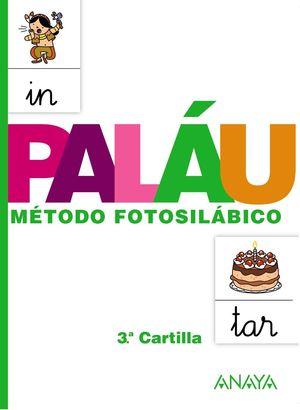 PALAU METODO FOTOSILABICO CARTILLA 3 EI 13