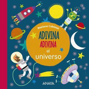 ADIVINA, ADIVINA DEL UNIVERSO
