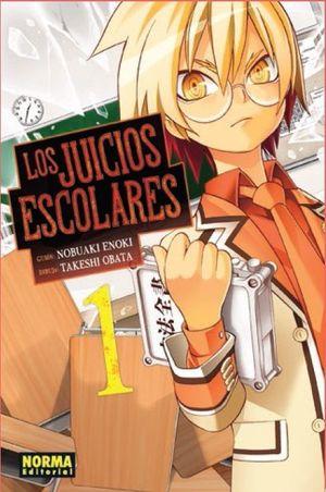 LOS JUICIOS ESCOLARES 1