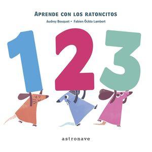 LOS RATONCITOS - 1,2,3