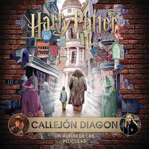 HARRY POTTER CALLEJON DIAGON. UN ALBUM DE LAS PELICULAS