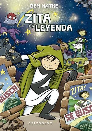 AVENTURAS DE ZITA 2. LA LEYENDA