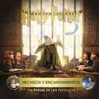 HARRY POTTER HECHIZOS Y ENCANTAMIENTOS