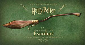 HARRY POTTER. LA COLECCION DE ESCOBAS Y OTROS ARTEFACTOS DEL MUNDO MAGICO
