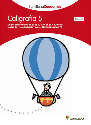 CALIGRAFIA 5 PAUTA