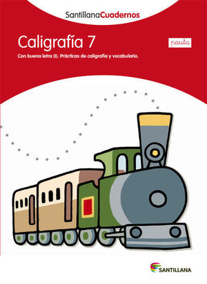 CALIGRAFIA 7 PAUTA