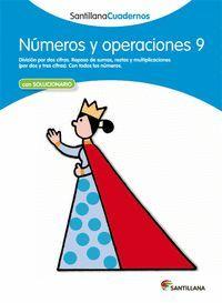 NUMEROS Y OPERACIONES 9
