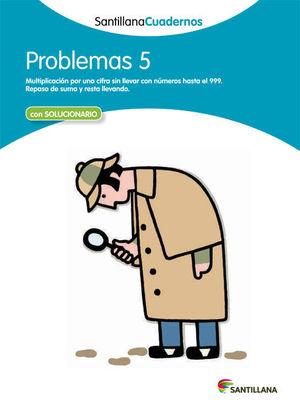 PROBLEMAS MATEMATICAS 5