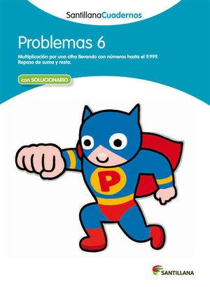 PROBLEMAS MATEMATICAS 6