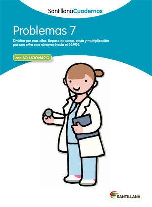 PROBLEMAS MATEMATICAS 7