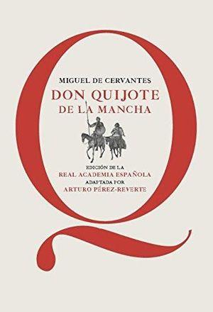 DON QUIJOTE DE LA MANCHA RAE