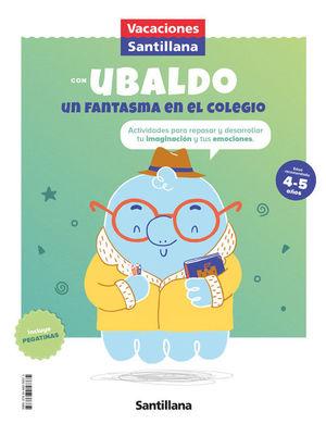 4AÑOS. VACACIONES 3 INFANTIL ED21 SANTILLANA