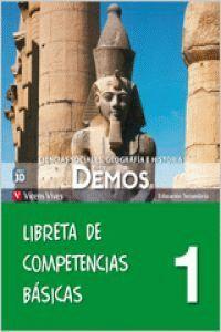 NUEVO DEMOS 1 LIBRETA COMPETENCIAS BASICAS