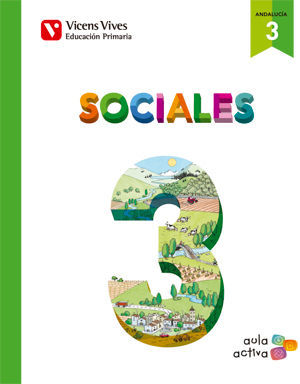 SOCIALES 3 ANDALUCIA (AULA ACTIVA)