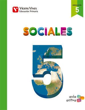SOCIALES 5 ANDALUCIA (AULA ACTIVA)