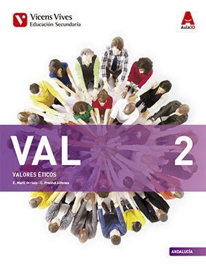 2ESO. VALORES AULA 3D ANDALUCIA VICENS-VIVES