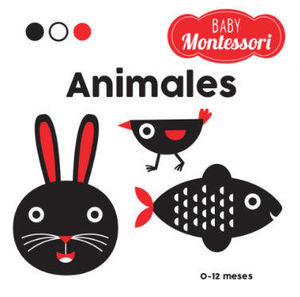 BABY MONTESSORI ANIMALES