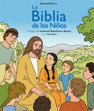 LA BIBLIA DE LOS NIÑOS (COMIC)