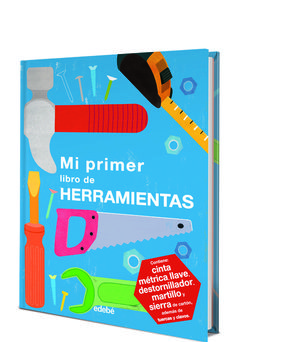 MI PRIMER LIBRO DE HERRAMIENTOS