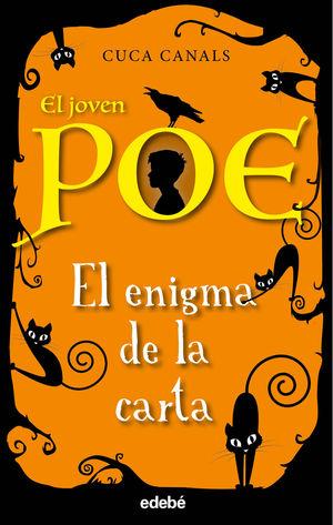 JOVEN POE 4. EL ENIGMA DE LA CARTA
