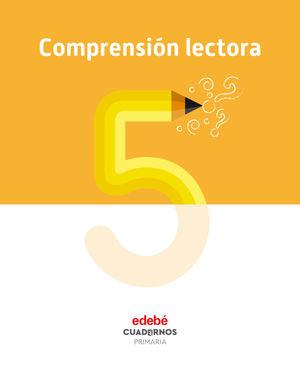 CUADERNO COMPRENSION LECTORA 5