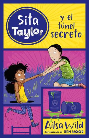 SITA TAYLOR 6. EL TUNEL SECRETO
