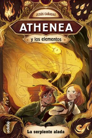 ATHENEA Y LOS ELEMENTOS 3. LA SERPIENTE ALADA
