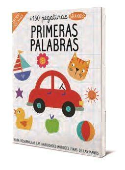 150 PEGATINAS PRIMERAS PALABRAS
