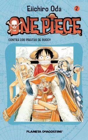 ONE PIECE Nº02
