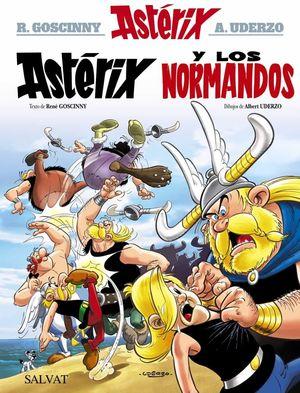 ASTERIX 9. ASTERIX Y LOS NORMANDOS