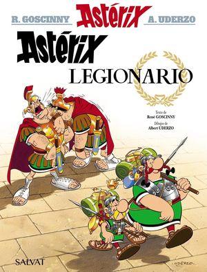 ASTERIX 10. LEGIONARIO