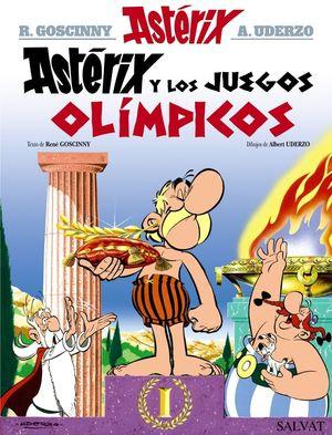 ASTERIX 12. ASTERIX Y LOS JUEGOS OLIMPICOS