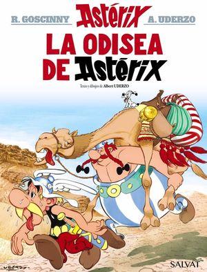 ASTERIX 26. LA ODISEA DE ASTERIX