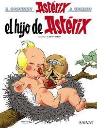 EL HIJO DE ASTERIX