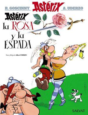 ASTERIX 29. LA ROSA Y LA ESPADA