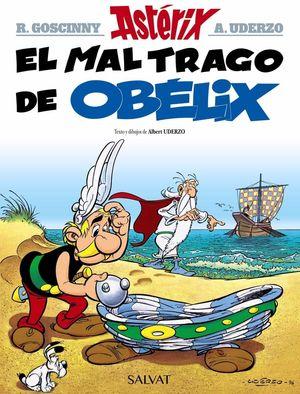 ASTERIX 30. EL MAL TRAGO DE OBELIX