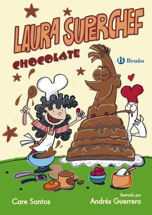 LAURA SUPERCHEF: CHOCOLATE