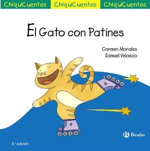 CHIQUICUENTOS 17. EL GATO CON PATINES