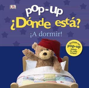 POP-UP. ¿DONDE ESTA? A DORMIR
