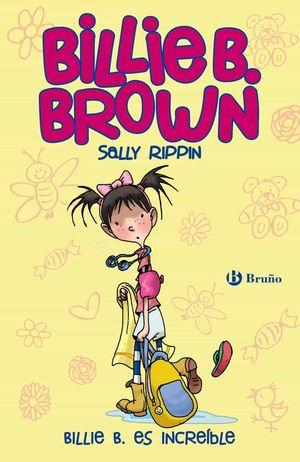 BILLIE B. BROWN 8. BILLIE B. ES INCREIBLE