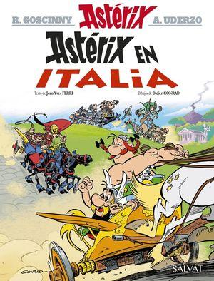 ASTERIX. ASTERIX EN ITALIA