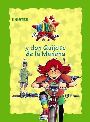 KIKA SUPERBRUJA Y DON QUIJOTE DE LA MANCHA (EDICIÓN ESPECIAL 20 ANIVERSARIO)