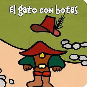 LIBRO DEDO EL GATO CON BOTAS