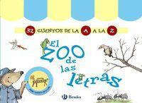 EL ZOO DE LAS LETRAS MALETIN 32 CUENTOS DE LA A A LA Z