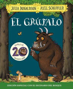 EL GRUFALO EDICION ESPECIAL 20 ANVIERSARIO