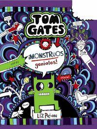 TOM GATES 15. MONSTRUOS GENIALES