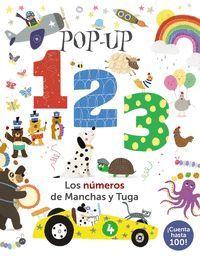 POP UP 123. LOS NUMEROS DE MANCHAS Y TUGA