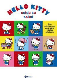 HELLO KITTY CUIDA SU SALUD