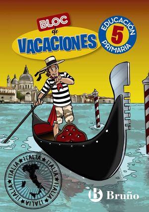 BLOC DE VACACIONES 5 BRUÑO